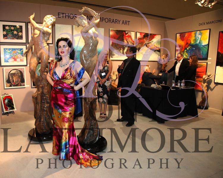2016-01-27 LA Art Show - Georgeana Ireland 037