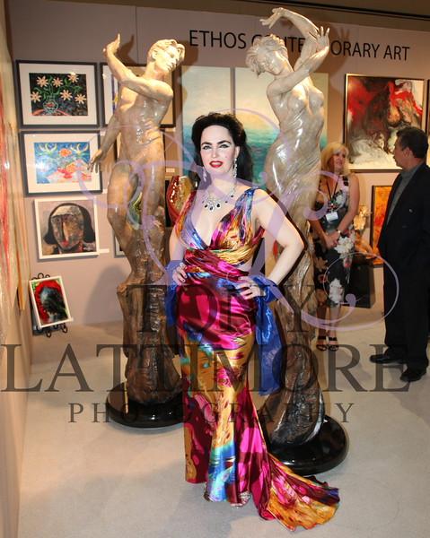2016-01-27 LA Art Show - Georgeana Ireland 034