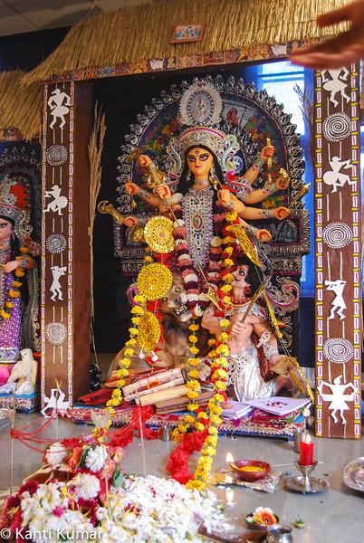 Durga Puja 2016 in Copenhagen