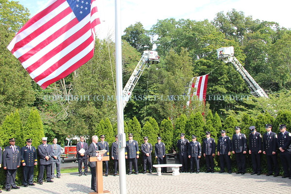 FF Chuck Karen's Name Added to Patriot Park