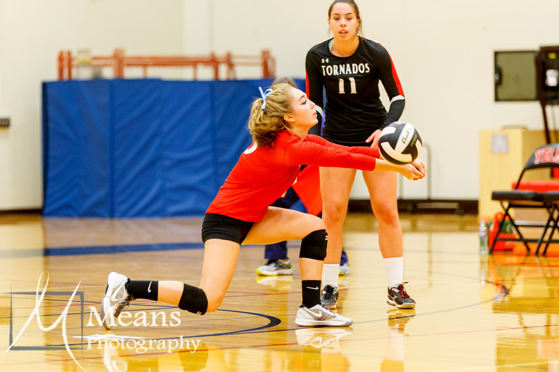 Timberline @ Yelm Volleyball 10.18.16