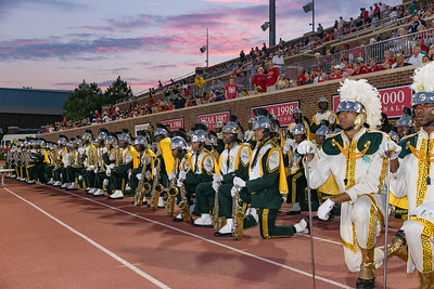 NSU Spartan Legion Band
