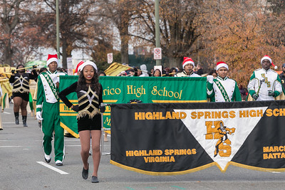 Highland Springs H.S. Marching Band