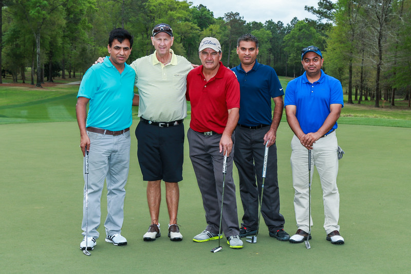 2016 MGRC Pro Am - Jose Coceres Team