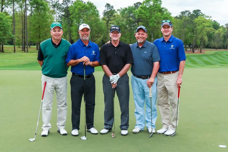 2016 MGRC Pro Am - Bob Gilder Team