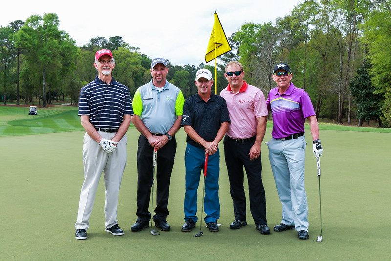 2016 MGRC Pro Am - Wilie Wood Team