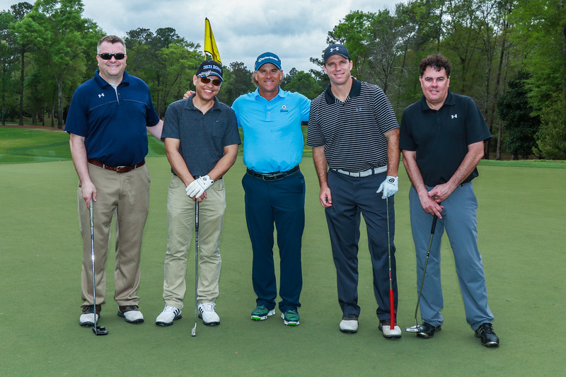 2016 MGRC Pro Am - Scott McCarron Team