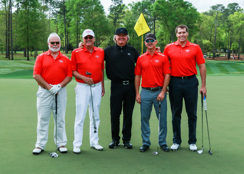2016 MGRC Pro Am - Tommy Armour III Team