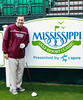 Dan Mullin at the Miss Gulf Resort Classic - 2016