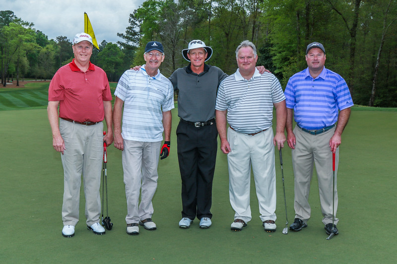 2016 MGRC Pro Am - Jim Carter Team