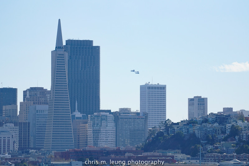 10/9/16: Fleet Week Air Show onboard the SS Jeremiah O'Brien in San Francisco, CA.  Image by Chris M. Leung for Chris M. Leung Photography