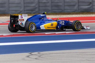 2016 Formula 1 United States Grand Prix Austin