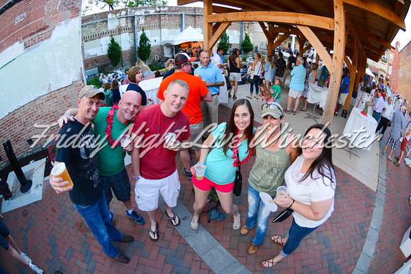 2016 Friday Night Live Downtown Winchester