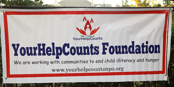 Fund raising event for YourHelpCounts Foundation