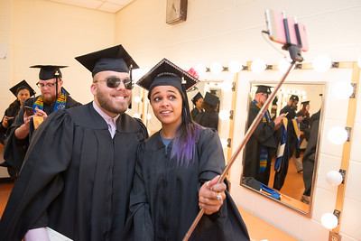 The 2016 Westfield State University Graduate Commencement at Symphony Hall, Springfield, MA