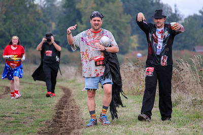 2016 Great Pumpkin 5K & Zombie Chase