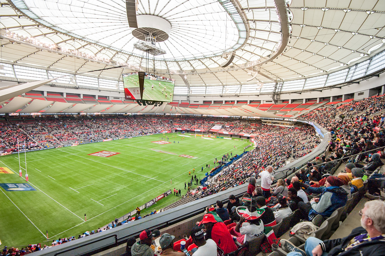 2016 HSBC Canada Sevens in Vancouver