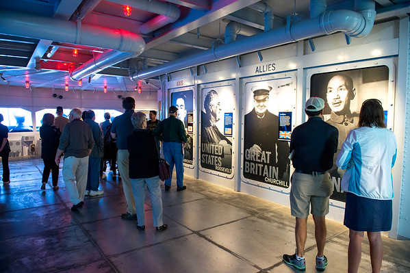 National WWII Museum Tour