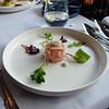 Tartaar van kreeft/ krab/ zalm/ wasabi-mayonaise...