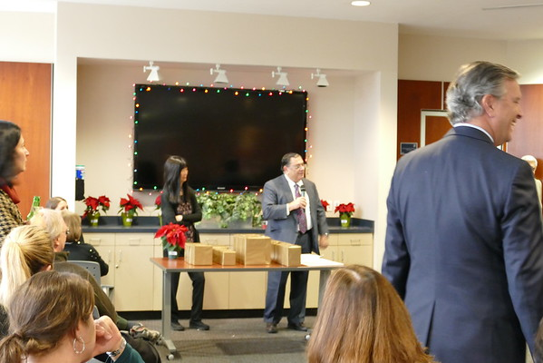 2016 Holiday/Staff Recognition