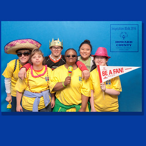 2016 Inspiration Walk - Photo Booth