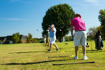 Kentucky EMS Golf Scramble, Houston Oaks Golf Course.