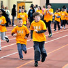 John P. Cleary | The Herald Bulletin<br /> Kids of all ages participated in the St. Vincent-YMCA Kidz Marathon finale held at Kardatzke Wellness Center Saturday morning.  The annual event  helps to promote health and fitness in children. For a gallery of photos to view or purchase, visit<br /> photos.heraldbulletin.com.