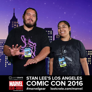 2016 LA Comic Con - Marvel
