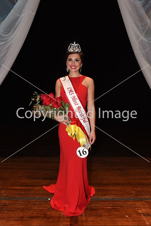 2016 LHS Most Beautiful Pageant 1-23-16