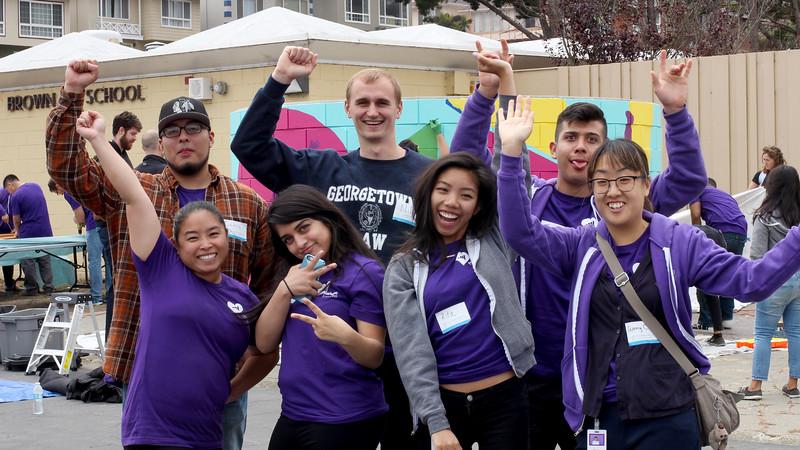 2016 Marketo Global Volunteer Month