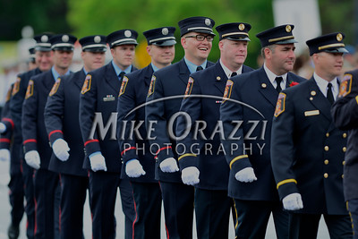 The annual Memorial Day Parade in  Torrington, Connecticut, May 30,2016.