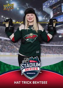 2016 Minnesota Stadium Series