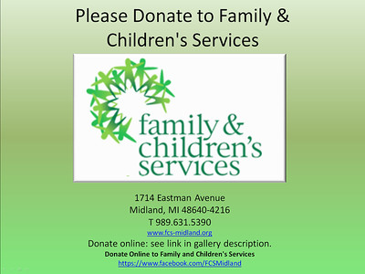 Donate to Family and Childrens Services