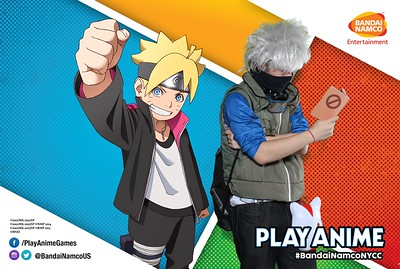 2016 NYCC Play Anime