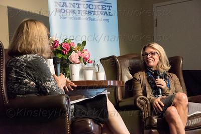 Nantucket Book Festival, June 17, 2016