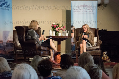 Nantucket Book Festival, June 17, 2016