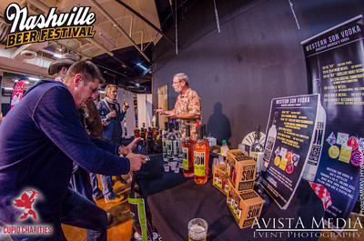 2016 Nashville Beer Festival by Avista Media