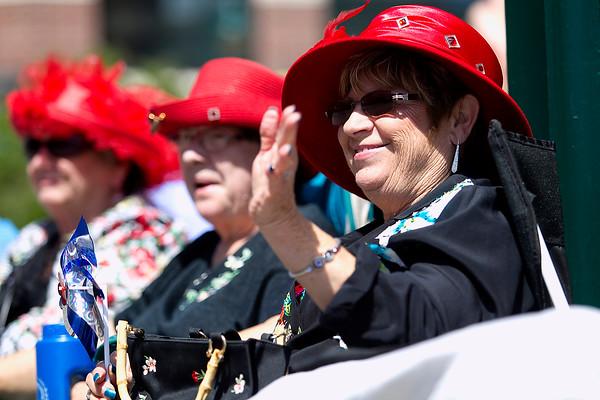 Cherry Royale Parade