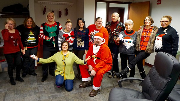 2016 Office Holiday Party