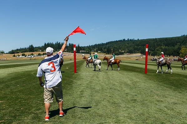 2016 Oregon Polo Classic: Sunday