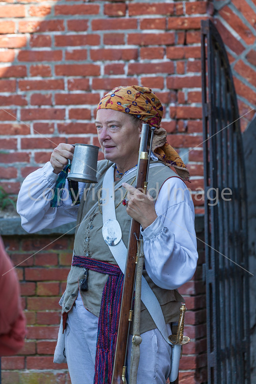 2016 Pirate Day at Fort Mifflin