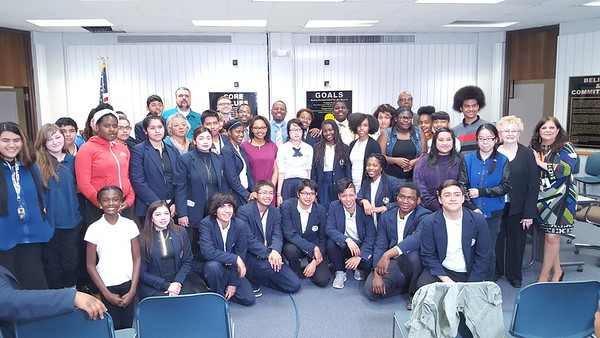 2016 Pontiac School District Youth In Government  (May 18, 2016)