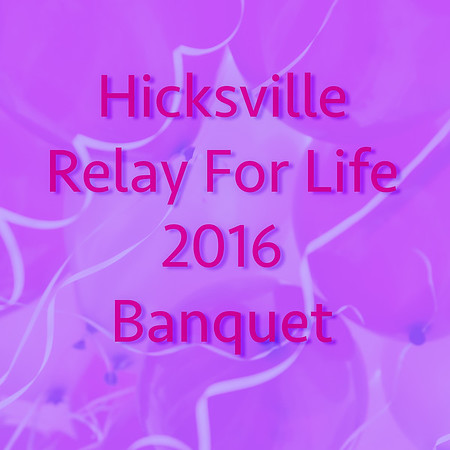 2016 Relay For Life Banquet