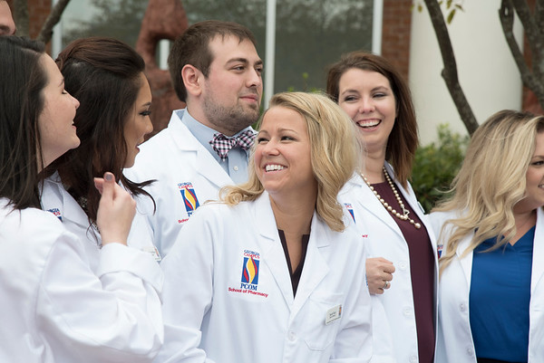 2016 School  of Pharmacy White Coat