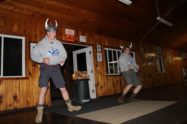 2016 Scout Camp skits and pics