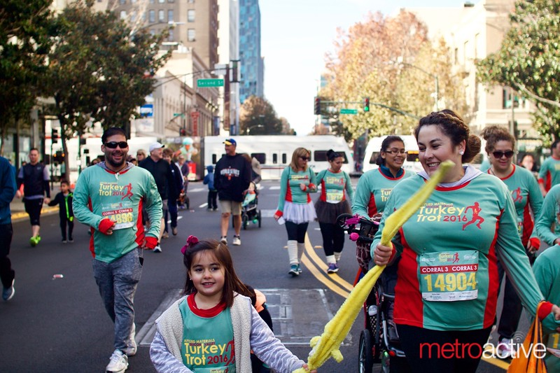 2016 Applied Materials Silicon Valley Turkey Trot