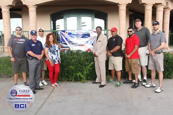 2016 Stars & Stripes Veterans Golf Tournament