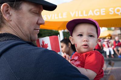 Streetsville Canada Day 2016  Riziero (Reg) Vertolli