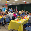 A great community gathering; good food, good company, for a good cause.