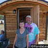Tiny House Festival - St. Augustine, Florida, 18th November 2016 (Photographer: Nigel G Worrall)